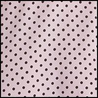 Pink Mist/Black Dot