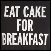 Black (Eat Cake)