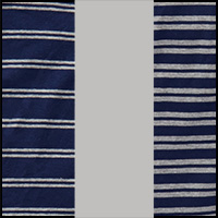 Blue Stripe/Grey/Blue