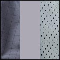 Grey/Dot/Black Grid