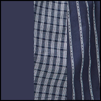 Navy/Stripe/Plaid