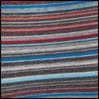 DK Grey Multi Stripe