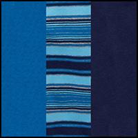 Mykonos/Medieval Blue