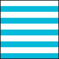 Cyan Stripe