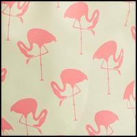 Yellow/Pink Flamingo