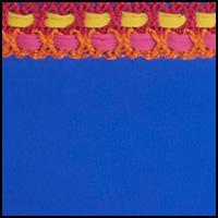 Santa Bleu