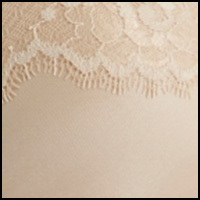 Barely Beige Lace