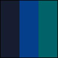 Black Iris/Blue/Bayou