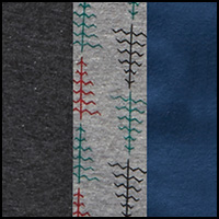 Blue/Grey/Charcoal