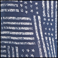 Flag/Dress Blue