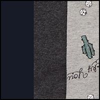 Indigo/Grey/Charcoal