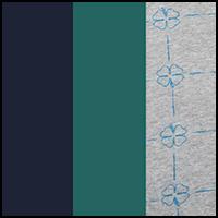 Indigo/Grey/Spruce