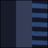 Indigo/Stripe/Space