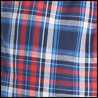 Plaid/Dress Blues