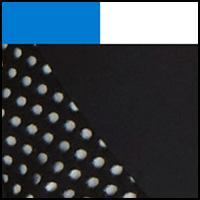 Black/Bozzeto Blue