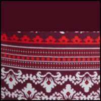 Cherry Fairisle