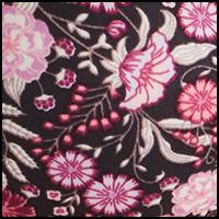 FloralWisteriaPrt/Blk