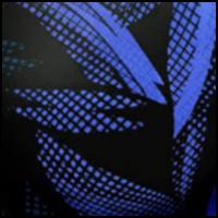 Sporty Palm/PalaceBlue