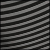 Steel Pin Stripe/Black