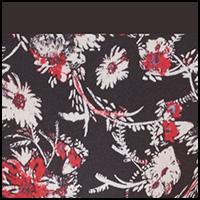 Vintage Floral/Black