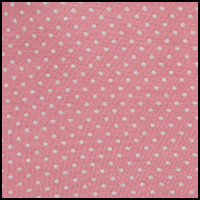 Ivory Dots on Pink