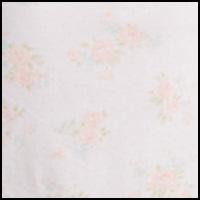 Peach/Floral