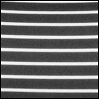 Black/White Stripe