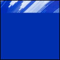 Cobalt/Cobalt Ikat