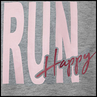 Heather Ash/Run Happy