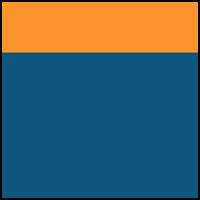 Ink/High-Vis Orange