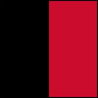 Black/Tango Red