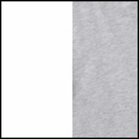 White/Metro Grey