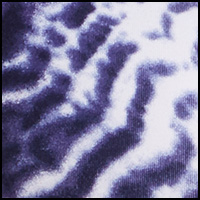 Midnight Navy Tie Dye
