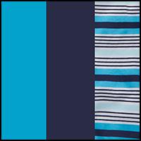 Blue/Peacoat/Stripe