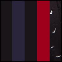 Black/Peacoat/Red/Blk
