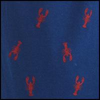 Lobster: Estate Blue