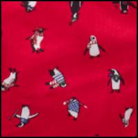 Penguins: Nautica Red