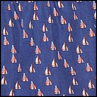 Sail Boat Lapis