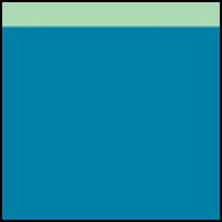 Deep Ozone Blue/Agave