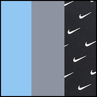 Black/Cool Grey/Blue