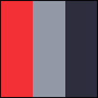 Obsidian/Grey/Red