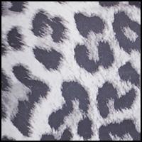 B/W Leopard