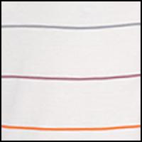 bright white stripe