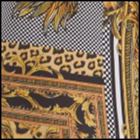 Black/Gold/Leopard