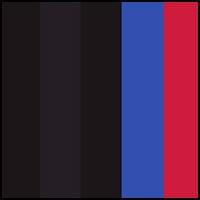 Black/Grey/Purple