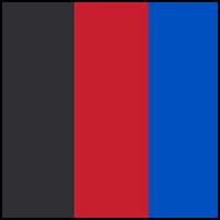 blue WB/black WB/redWB