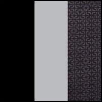 Grey Print/Blue/Black