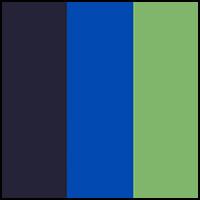 Green/Surf/Navy