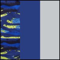 heather grey/camo/blue