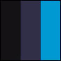 Jewel/Navy/Black
